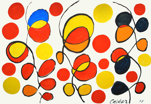 Calder-lollipops