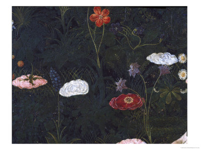 Risultati immagini per dettaglio fiori botticelli