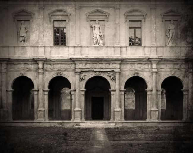 Padova, la Loggia e l'Odeo Cornaro