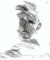 Alberto Giacometti, Arthur Rimbaud, 1962