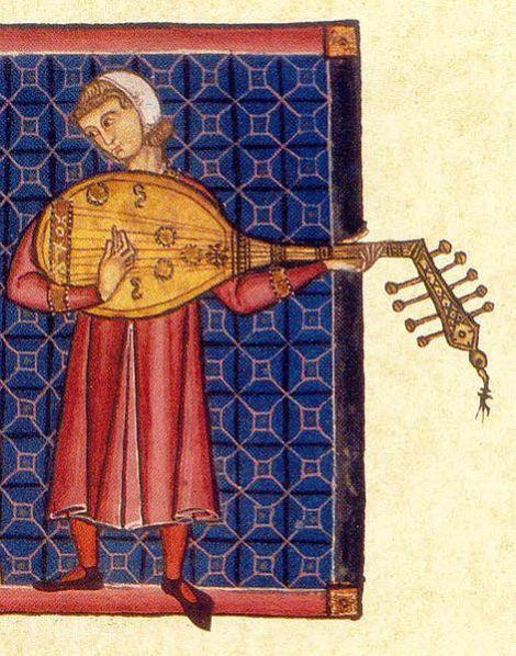 miniatura-un-trovatore-con-il-liuto