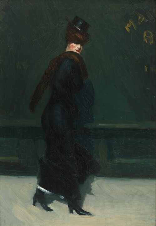 _woman-walking_edward-hopper-1906_whitney-museum-new-york_
